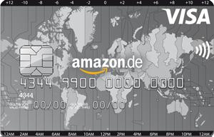 Amazon Visa Karte ohne Prime