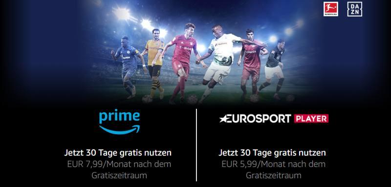 Eurosport Player kostenlos testen