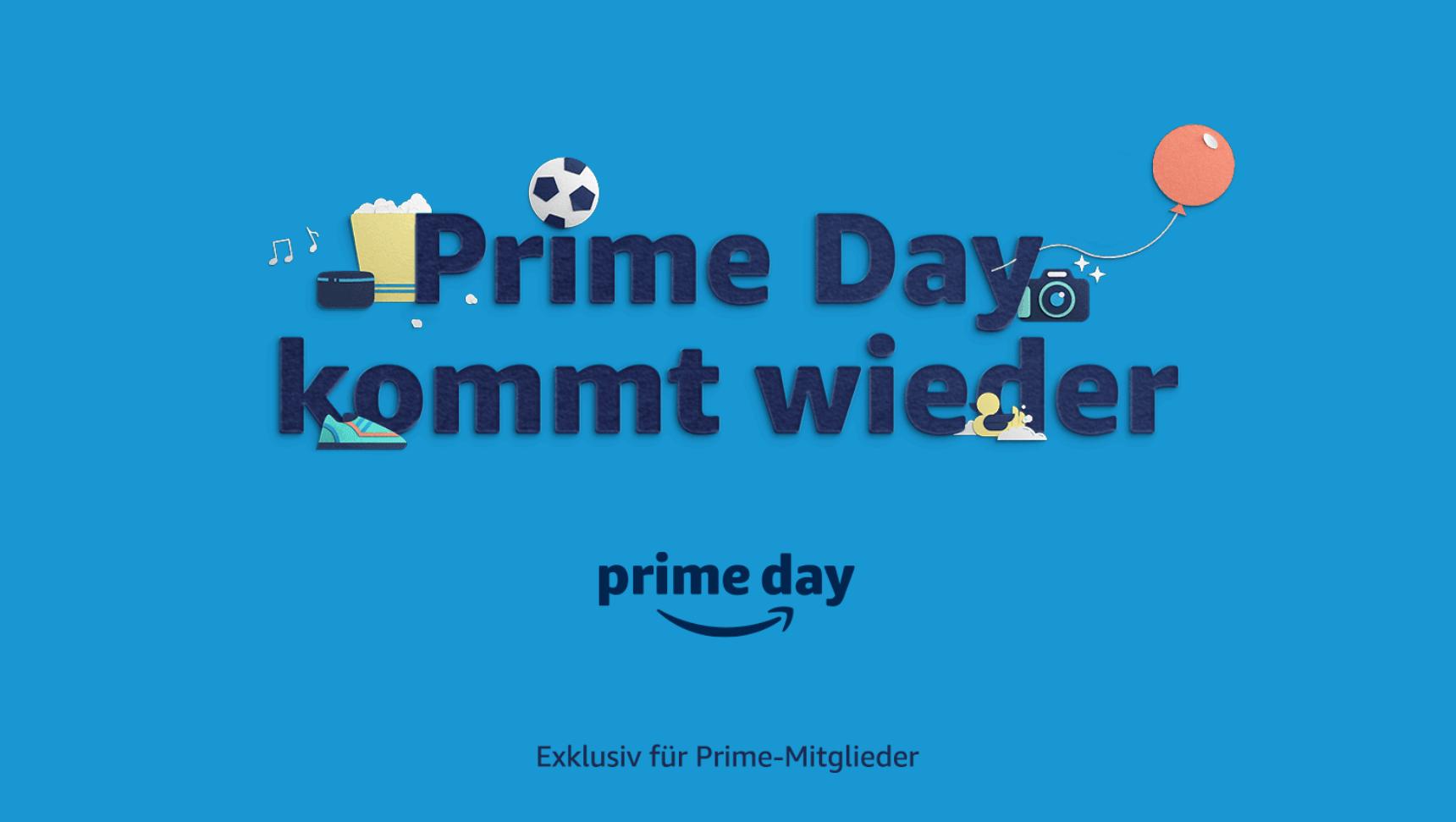 Wann ist der Amazon Prime Day [JAHR]?